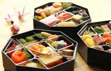 อาหารชุดปีใหม่ โอเซจิ