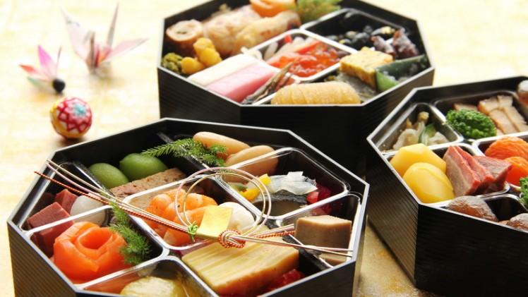 ปีใหม่นี้ กินอาหารปีใหม่แบบญี่ปุ่นกัน!